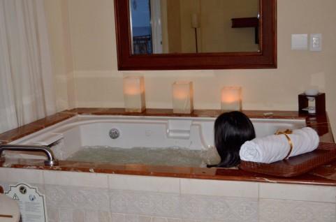 入浴ストレス解消